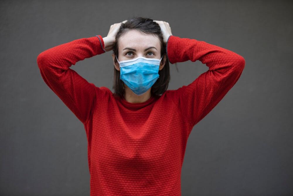 マスク着用の「熱中症リスク」について